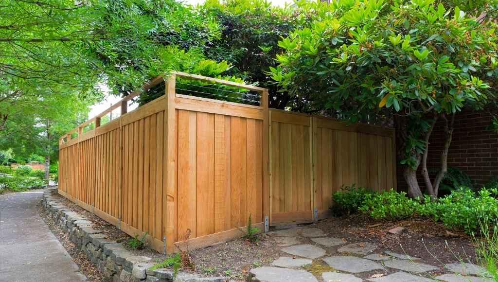 Benefits of a Cedar Fence