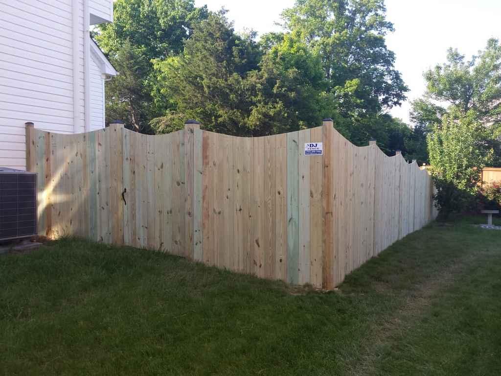 Fence installation in Alexandria VA