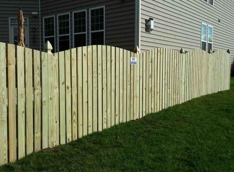 Fence repair in Arlington VA