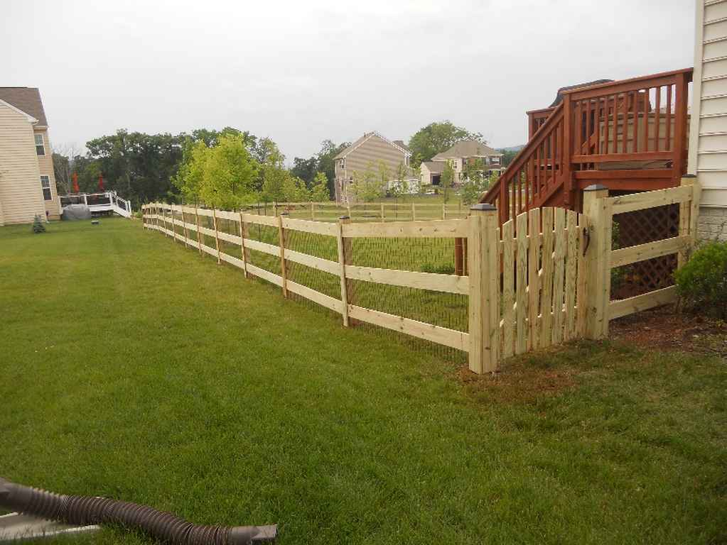 Top-rated fencing services