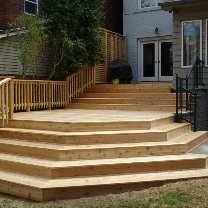 Deck Installation in Arlington, VA