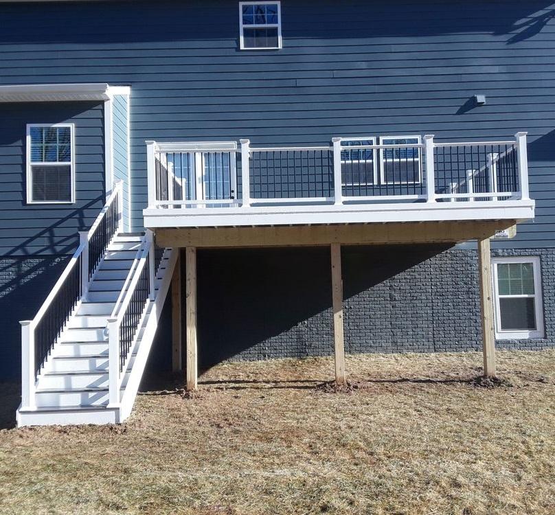 DJ Fence—Deck Builder in Ashburn, VA