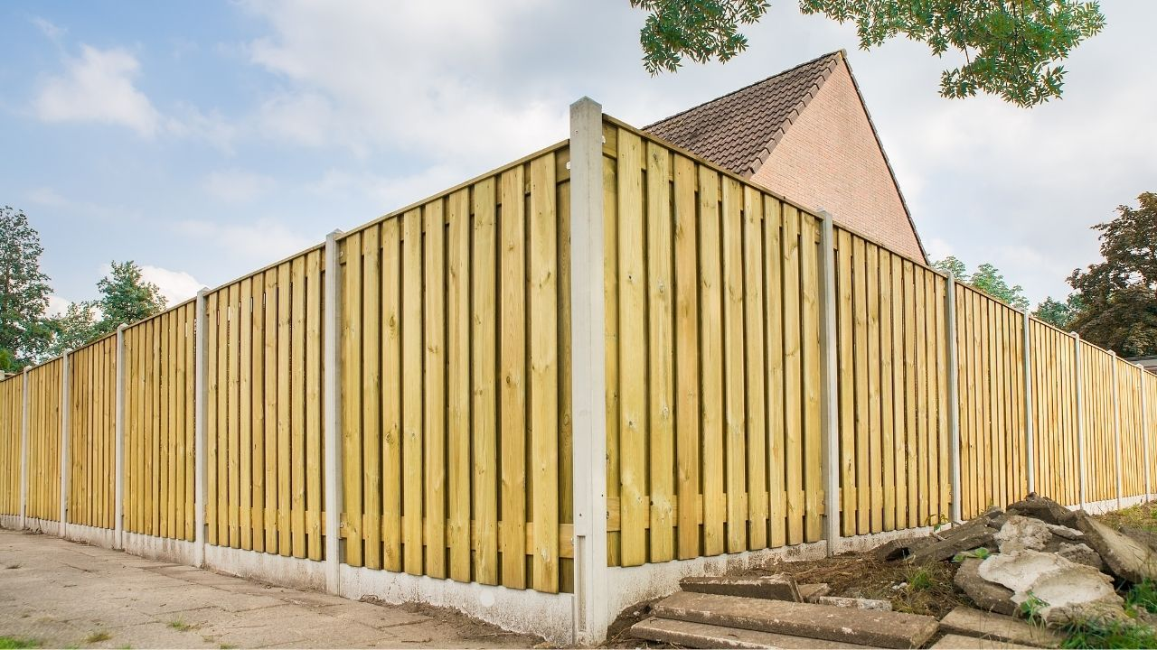 Privacy Fence Height