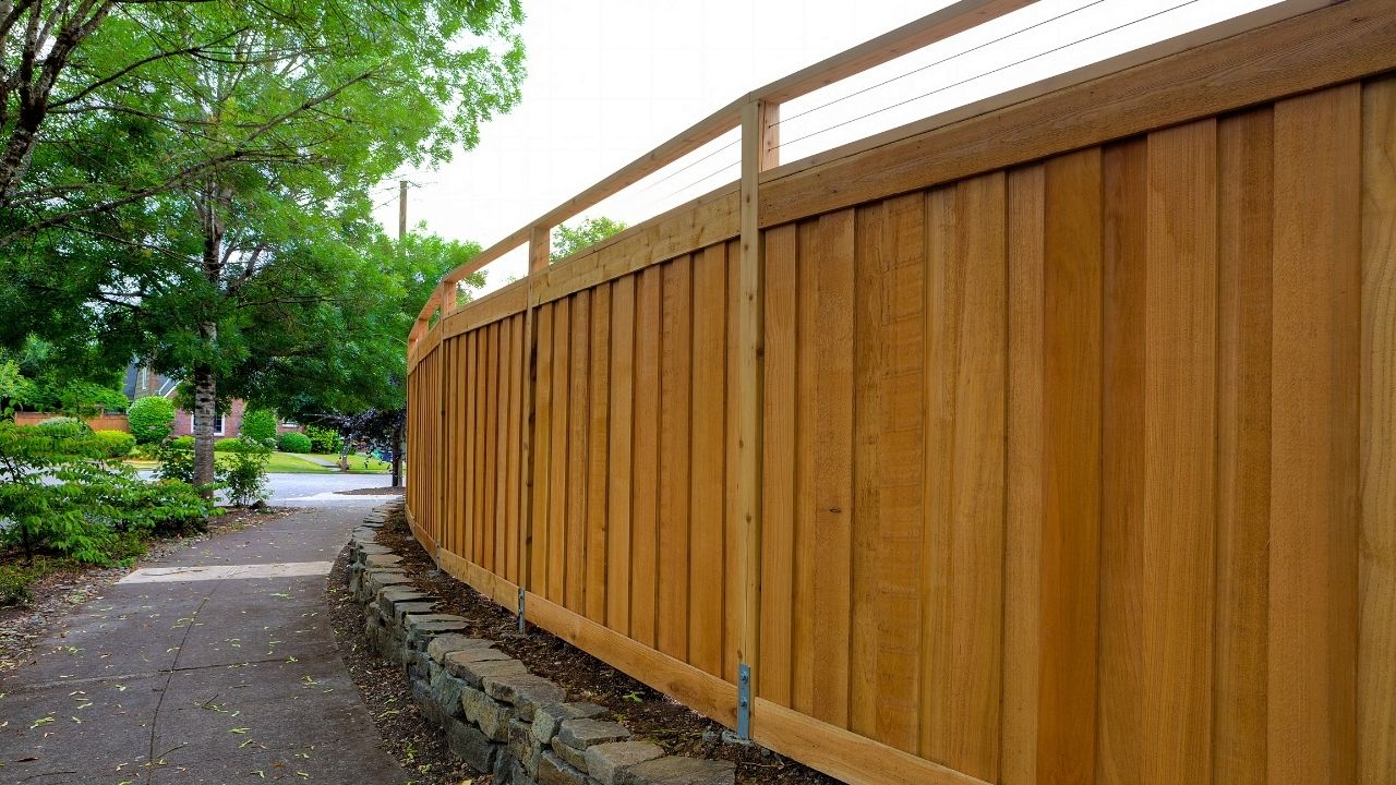 Types of Residential Fences